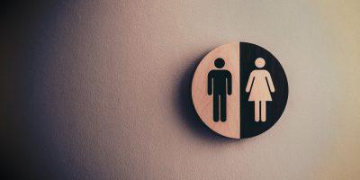 WC Mann und Frau